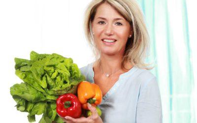 La corretta alimentazione in menopausa