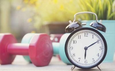 Come trovare il tempo per allenarsi? 10 strategie da mettere in pratica