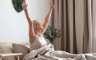 Cosa fa sparire lo stress nervoso in menopausa?