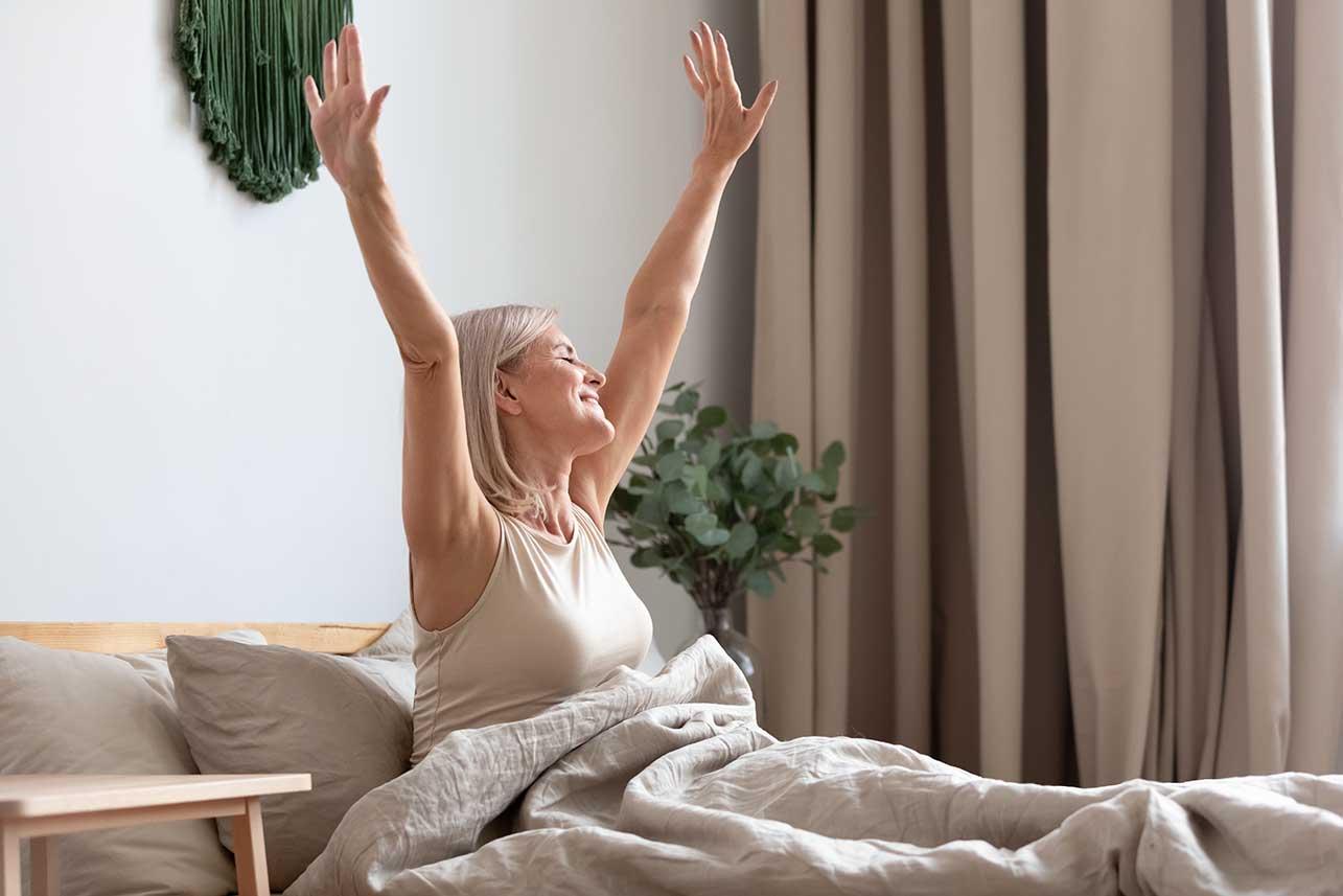 cosa fa sparire lo stress in menopausa