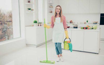 Fare ginnastica mentre si fanno le pulizie? Si può!