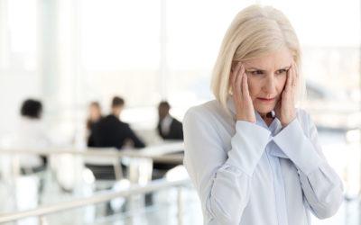 La difficoltà di concentrazione in menopausa