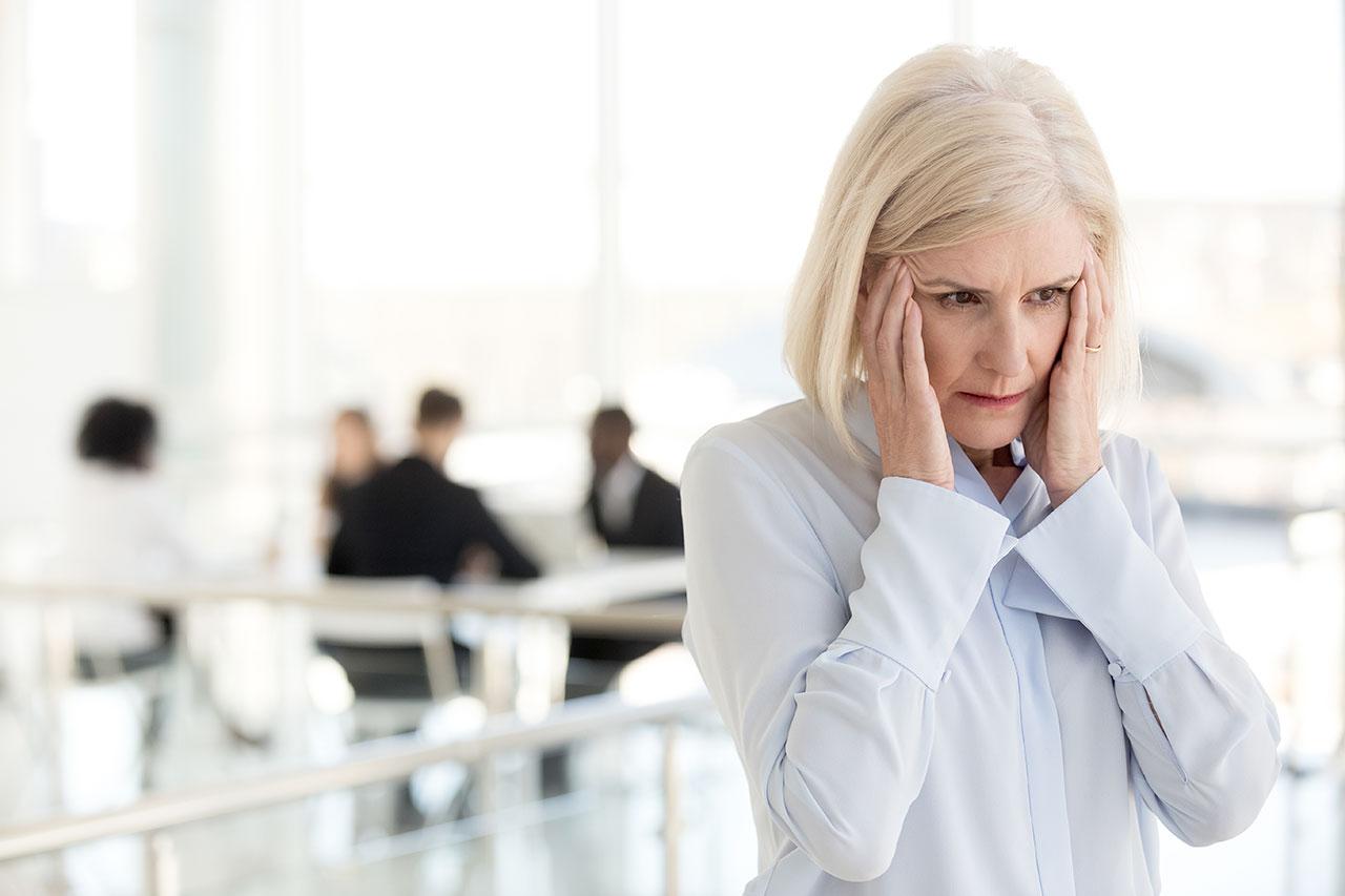 difficoltà di concentrazione in menopausa