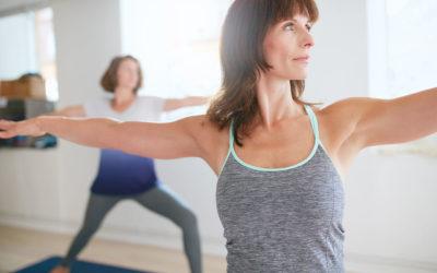 I tipi di yoga e quali sono più adatti al periodo della menopausa